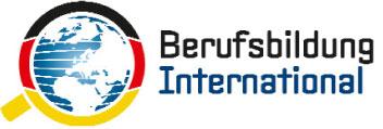 Logo und Link Berufsbildung International