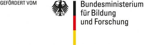 Logo und Link Bundesministerium für Bildung und Forschung